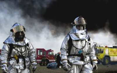 Personal Protective Equipment Of Choice For A First Responder