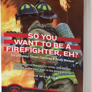 Firefighter Training Guide Book