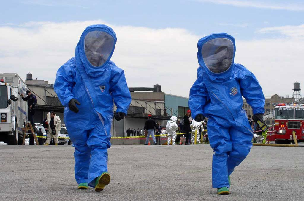 What Does Incident Command Look Like On A Hazardous Materials Emergency?